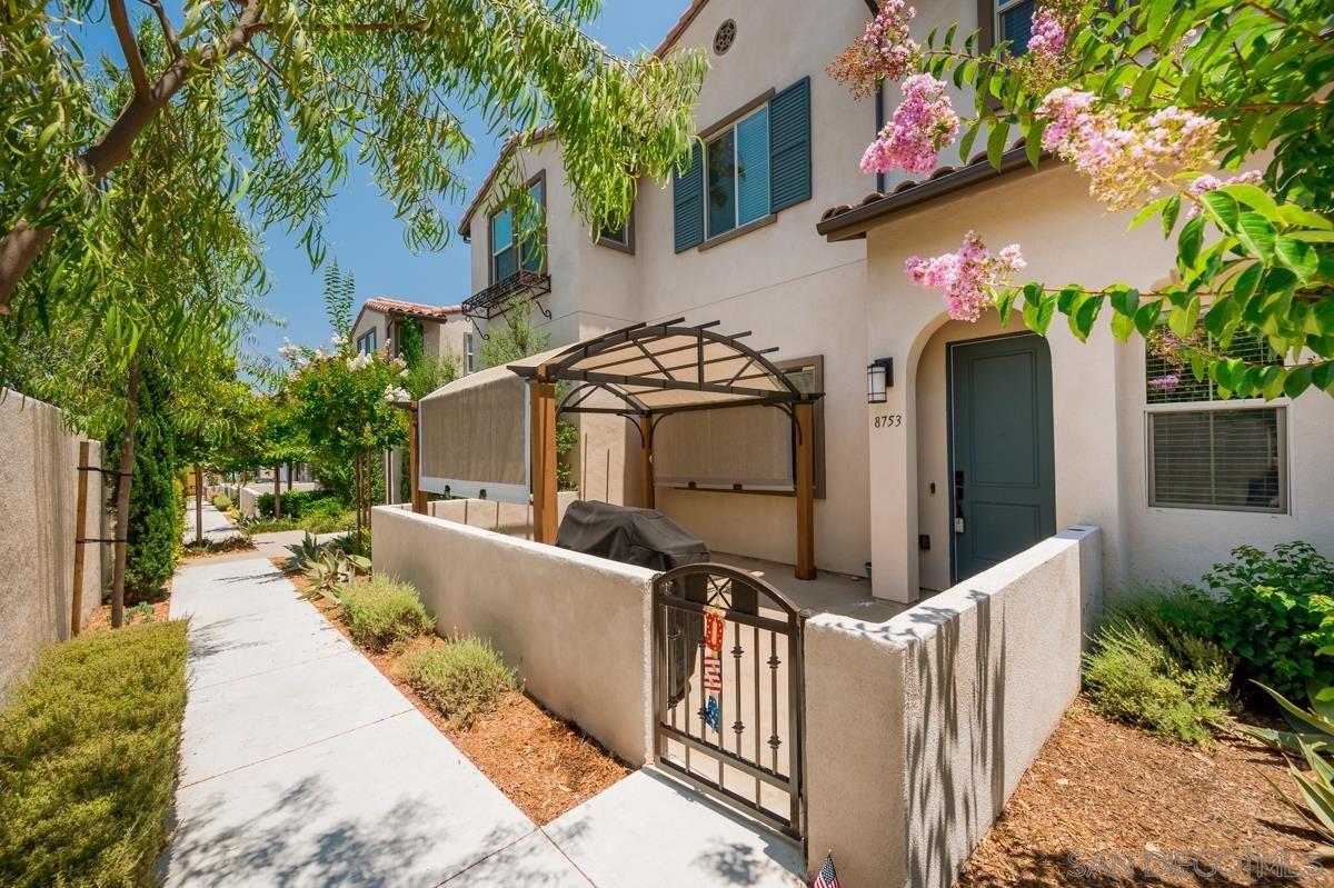 Photo of 8753 Boulder Lane #702, Santee, CA 92071 (MLS # 210020777)