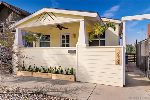 Photo of 1624 Edgemont St, San Diego, CA 92102 (MLS # 210003781)