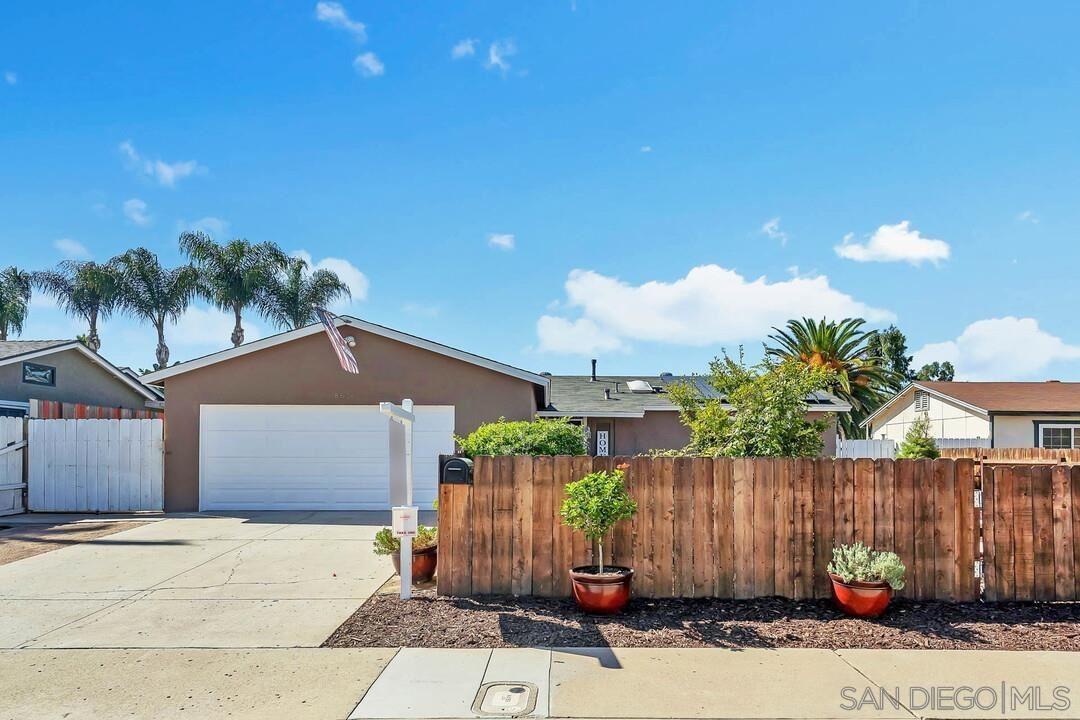 Photo of 8626 Ian Way, Santee, CA 92071 (MLS # 210028781)