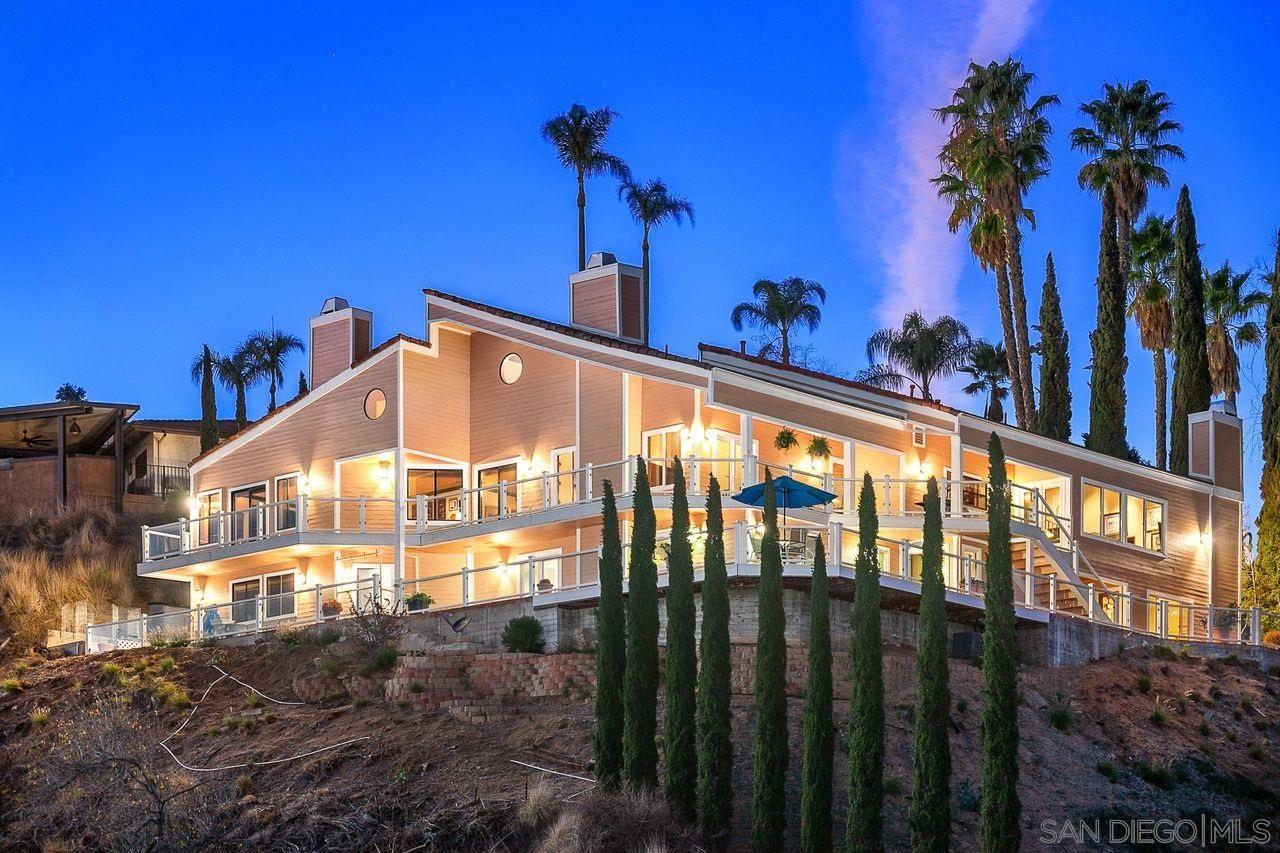 Photo of 9879 Grandview Dr, La Mesa, CA 91941 (MLS # 210002783)