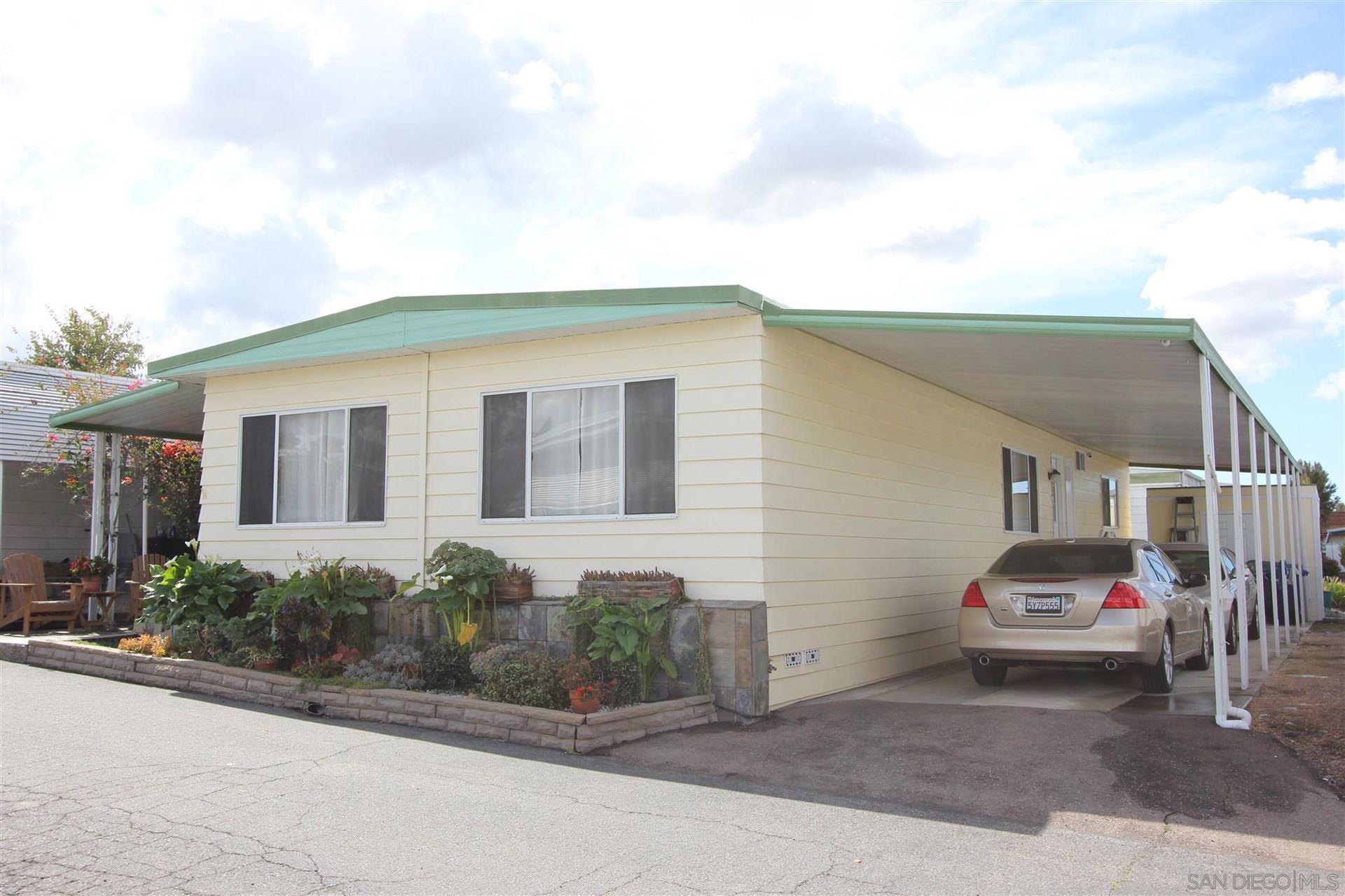 Photo of 718 Sycamore Ave #75, Vista, CA 92083 (MLS # 210006784)