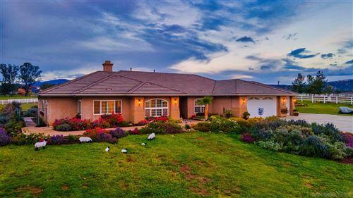 Photo of 987 Heritage Ranch Rd, Ramona, CA 92065 (MLS # 210006786)