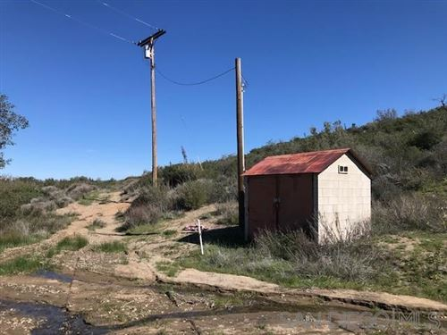 Photo of 13826 TULE SPRINGS TRUCK TRL, JULIAN, CA 92036 (MLS # 190017788)