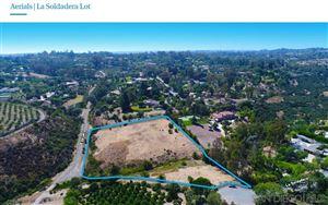 Photo of La Soldadera, Rancho Santa Fe, CA 92067 (MLS # 190058792)