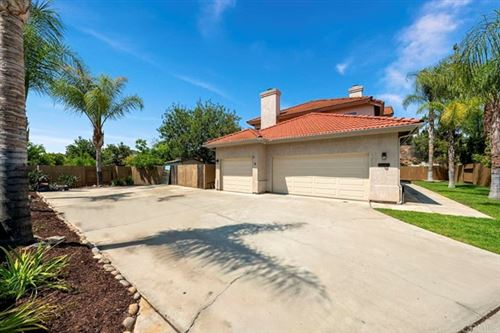 Photo of 9302 Pequenito Court, Lakeside, CA 92040 (MLS # NDP2106792)