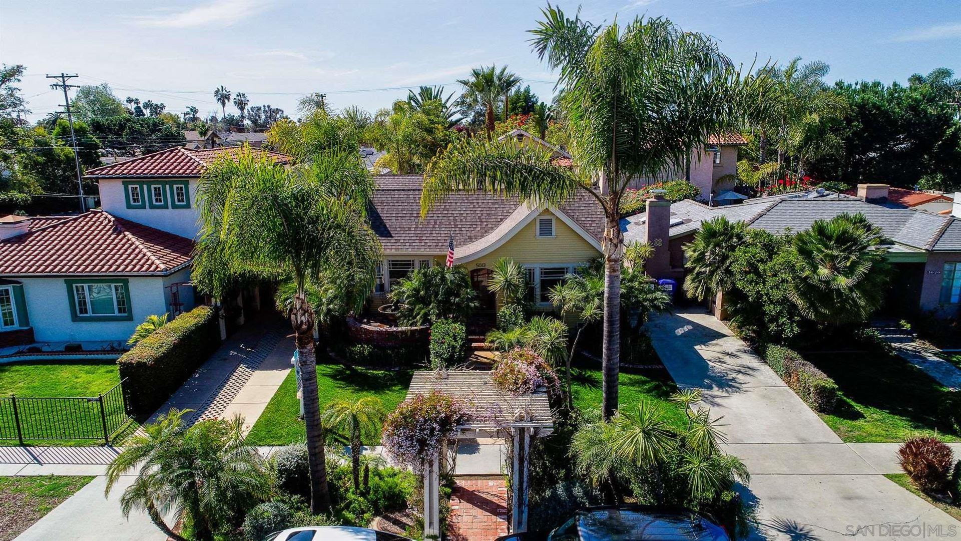 Photo of 5012 Hawley Blvd, San Diego, CA 92116 (MLS # 210005795)