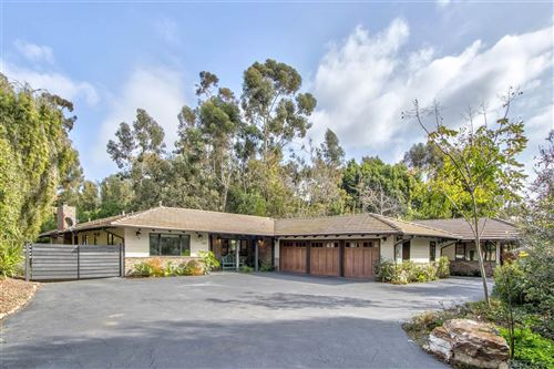 Photo of 16807 Via De La Valle, Rancho Santa Fe, CA 92067 (MLS # 210003796)
