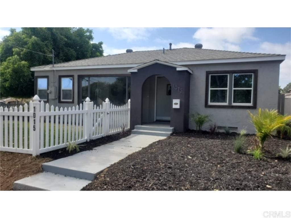 Photo of 1015 E 24th, National City, CA 91950 (MLS # 200026799)