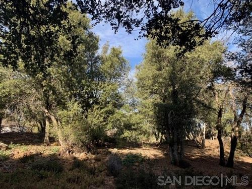 Tiny photo for 000 Pine Ridge Ave., Julian, CA 92036 (MLS # 190036800)