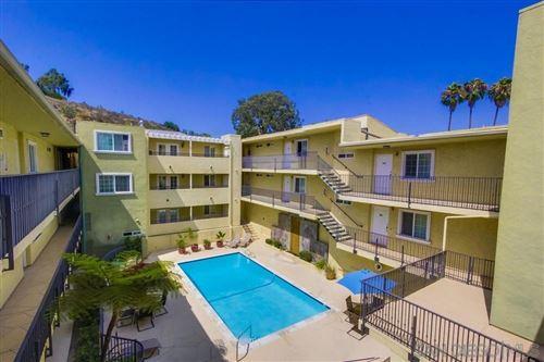Photo of 5055 Collwood Blvd, #312, San Diego, CA 92115 (MLS # 200035800)