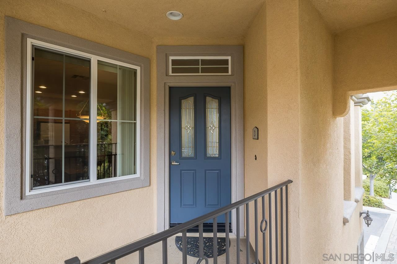 Photo of 10804 Serafina Ln #3, San Diego, CA 92128 (MLS # 210005800)