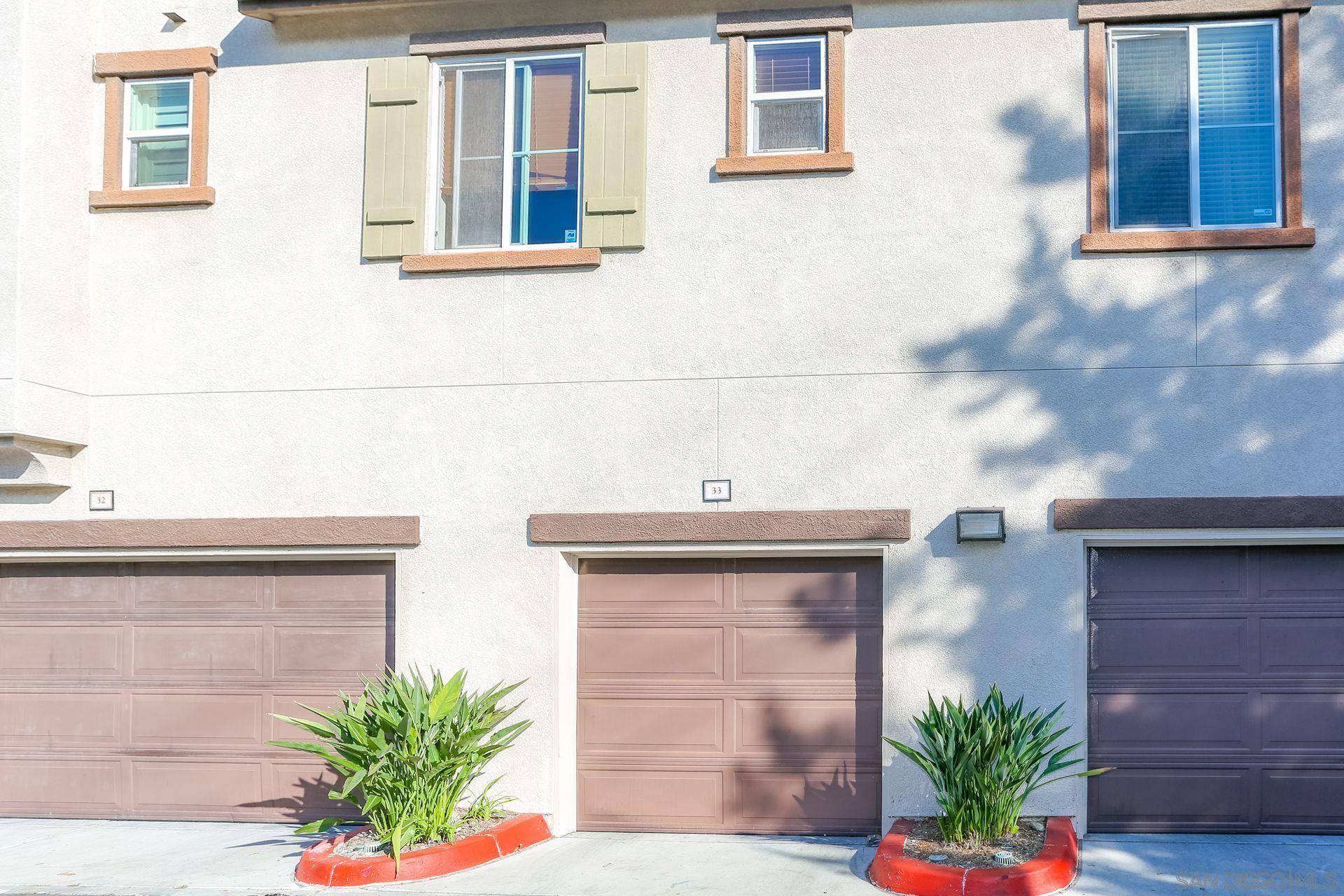 Photo of 2175 Caminito Leonzio #33, Chula Vista, CA 91915 (MLS # 210021801)