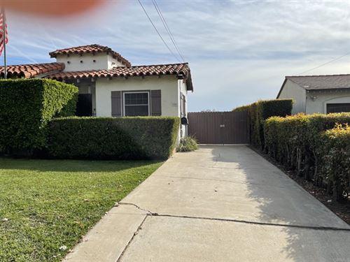 Photo of 156 G Street, Chula Vista, CA 91910 (MLS # PTP2001802)