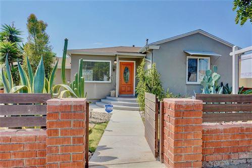 Photo of 708 Quail Street, San Diego, CA 92102 (MLS # 210025804)