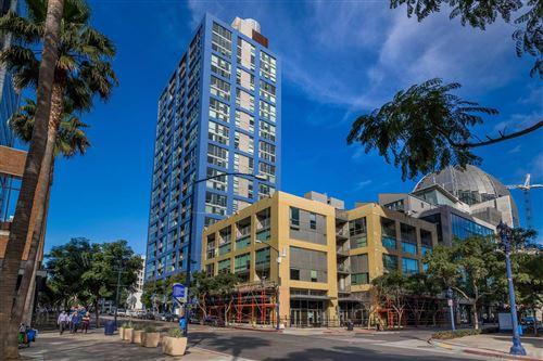 Tiny photo for 321 10th Avenue #606, San Diego, CA 92101 (MLS # 210011805)