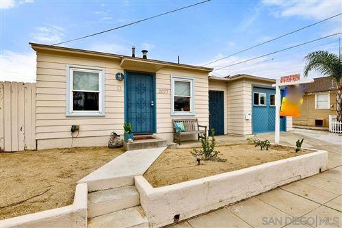 Photo of 2077 Ebers Street, San Diego, CA 92107 (MLS # 210023805)