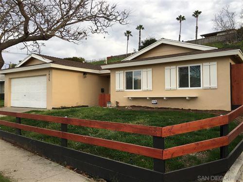 Photo of 7825 Shorewood Dr, San Diego, CA 92114 (MLS # 210025805)