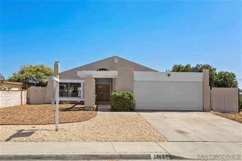 Photo of 2865 Elrose Drive, San Diego, CA 92154 (MLS # 210011806)