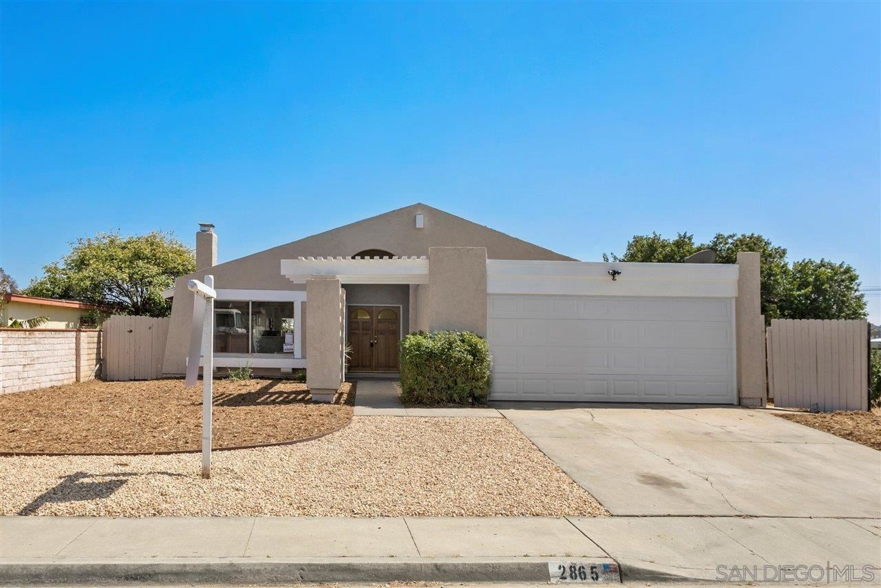 Photo for 2865 Elrose Drive, San Diego, CA 92154 (MLS # 210011806)