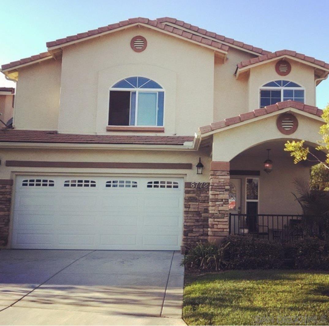 Photo of 8772 Glen Vista Way, Santee, CA 92071 (MLS # 210021807)