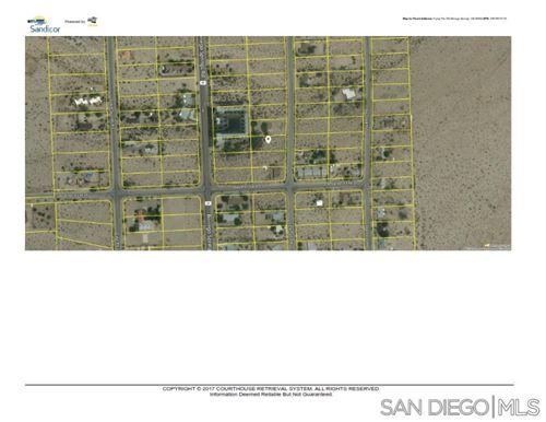 Photo of Lot 68 Frying Pan Rd, Borrego Springs, CA 92004 (MLS # 200051808)