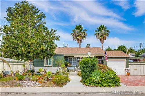 Photo of 124 Southern Rd, El Cajon, CA 92020 (MLS # 210016809)