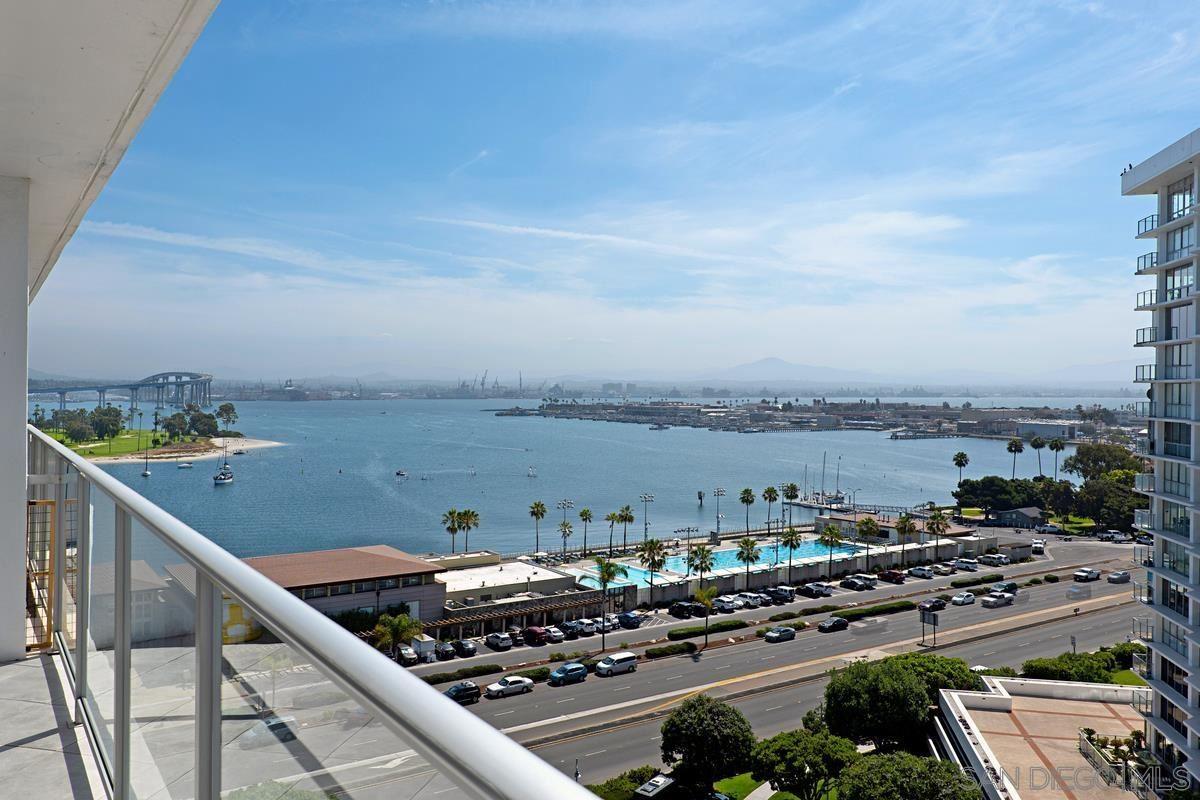 Photo of 1810 Avenida Del Mundo #1001, Coronado, CA 92118 (MLS # 210020809)