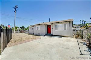 Photo of 881 51St St, San Diego, CA 92114 (MLS # 190054810)