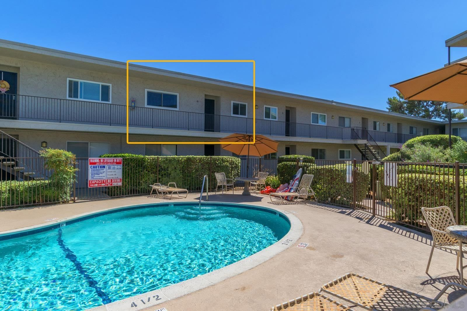 Photo of 8220 Vincetta Dr #40, La Mesa, CA 91942 (MLS # 210026810)