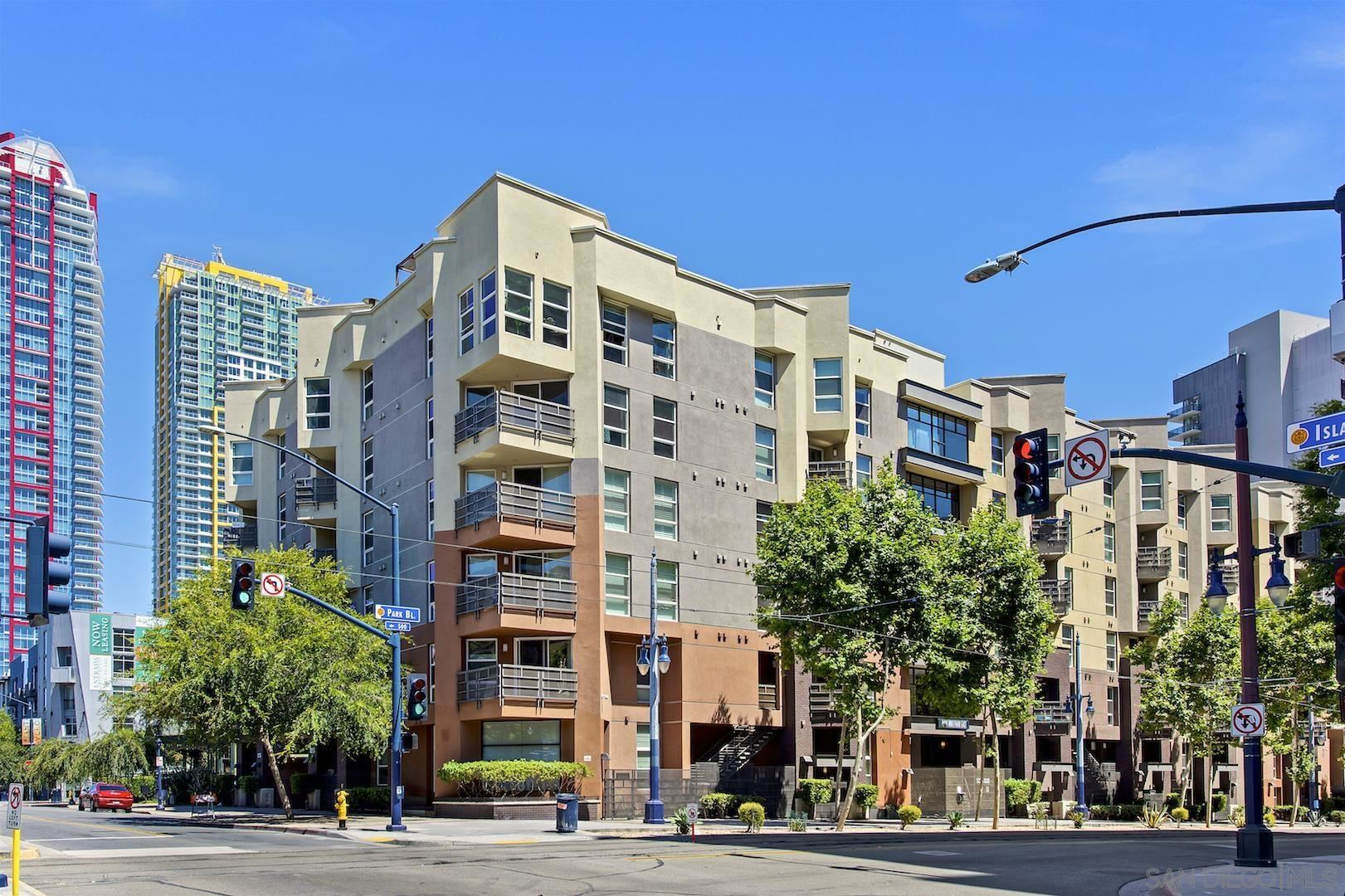 Photo for 1225 Island Ave #512, San Diego, CA 92101 (MLS # 210011811)