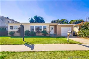 Photo of 827 Grove Avenue, Imperial Beach, CA 91932 (MLS # 190055812)