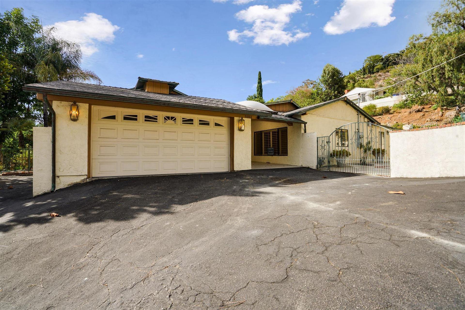 Photo of 5094 Mesa Ter, La Mesa, CA 91941 (MLS # 210020812)