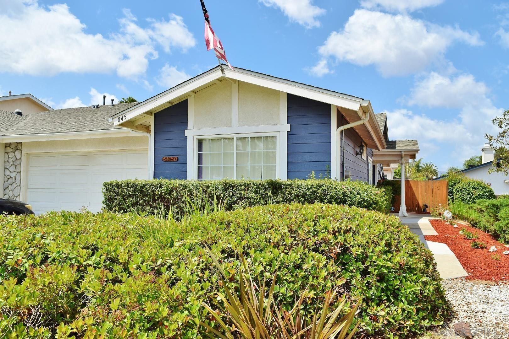 Photo of 845 Oak Village, Ramona, CA 92065 (MLS # 210014813)