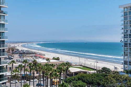 Photo of 1810 Avenida Del Mundo #809, Coronado, CA 92118 (MLS # 210020815)