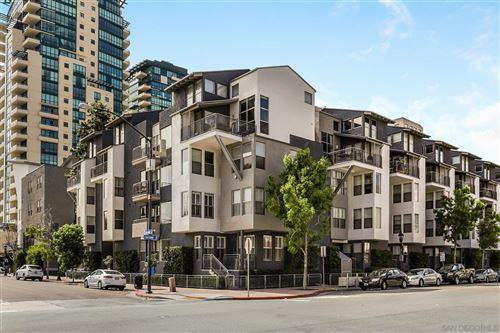 Photo of 101 Market St #213, San Diego, CA 92101 (MLS # 210020818)