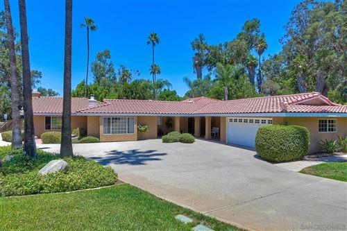 Photo of 16527 Avenida Florencia, POWAY, CA 92064 (MLS # 210018821)
