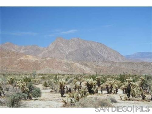 Photo of 25 Country Club Drive, Borrego Springs, CA 92004 (MLS # 200046823)