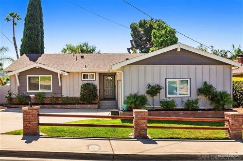 Photo of 4610 Miramonte Street, La Mesa, CA 91941 (MLS # 210020823)