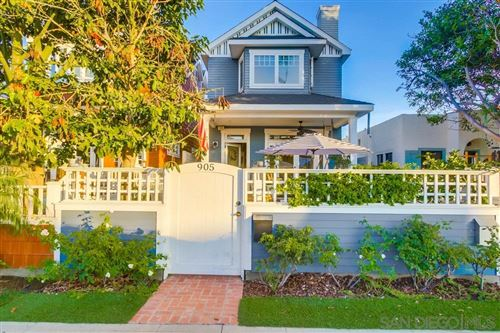 Photo of 905 F Avenue, Coronado, CA 92118 (MLS # 200050824)