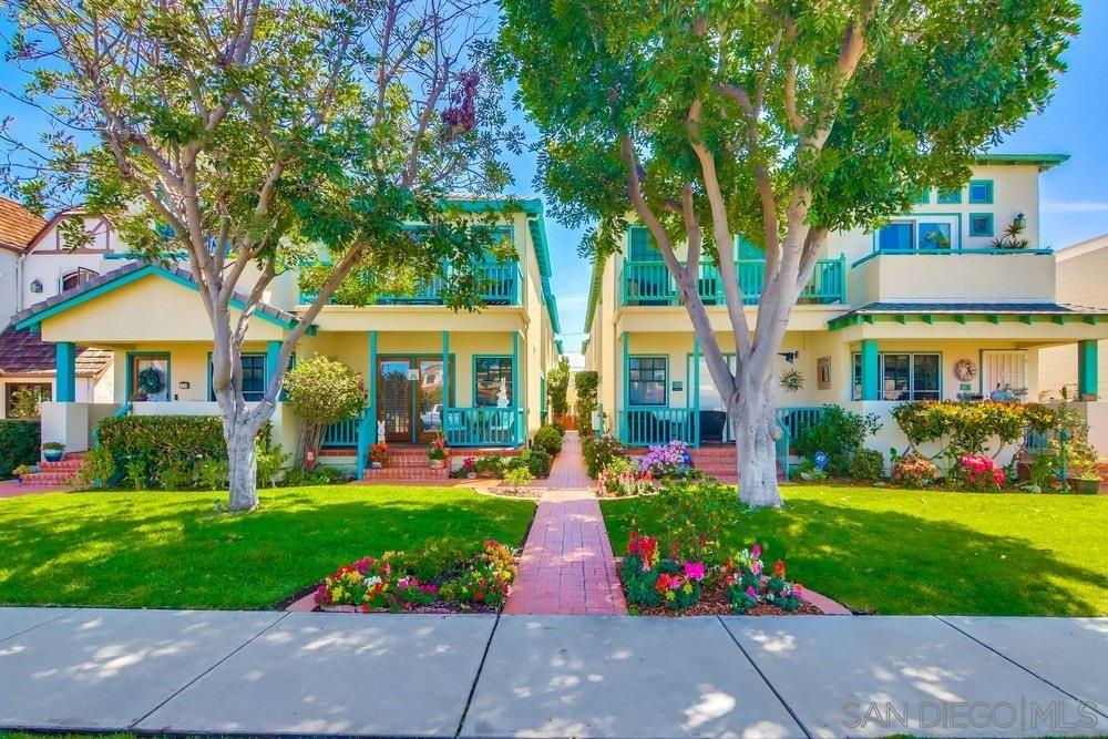Photo for 767 F Avenue, Coronado, CA 92118 (MLS # 210008824)