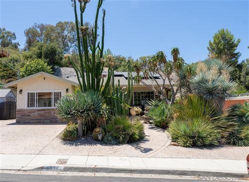 Photo of 3934 Marron St, San Diego, CA 92115 (MLS # 210020825)