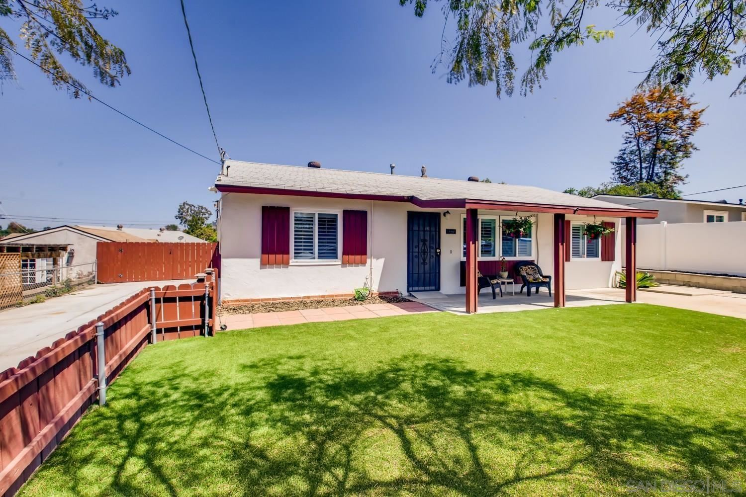 Photo for 8320 Solana Street, San Diego, CA 92114 (MLS # 210011825)