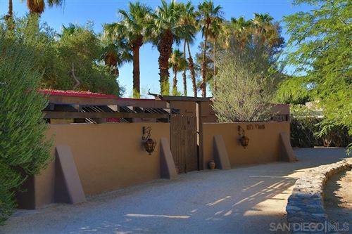 Photo of 1575 Yaqui Rd, Borrego Springs, CA 92004 (MLS # 200041827)