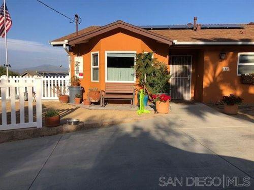 Photo of 180 Sierra Vista Dr, El Cajon, CA 92021 (MLS # 210009827)