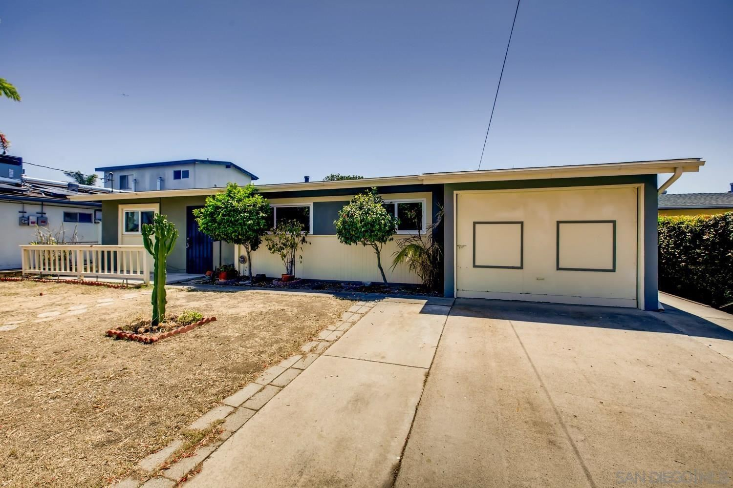 Photo for 5105 Bellvale Avenue, San Diego, CA 92117 (MLS # 210011827)