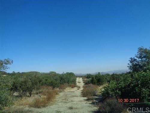 Photo of 2485 Terra Heights Road Boulevard, Boulevard, CA 91905 (MLS # 170054830)