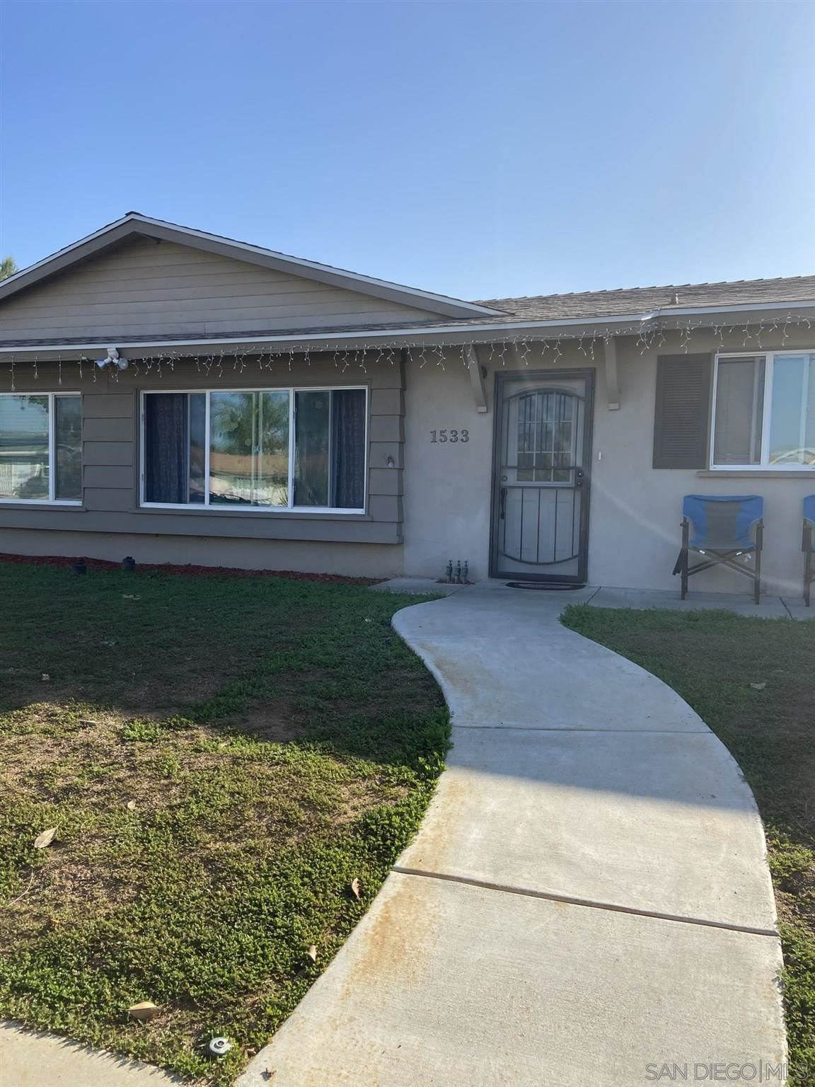 Photo of 1533 Markerry Ave, El Cajon, CA 92019 (MLS # 210000831)