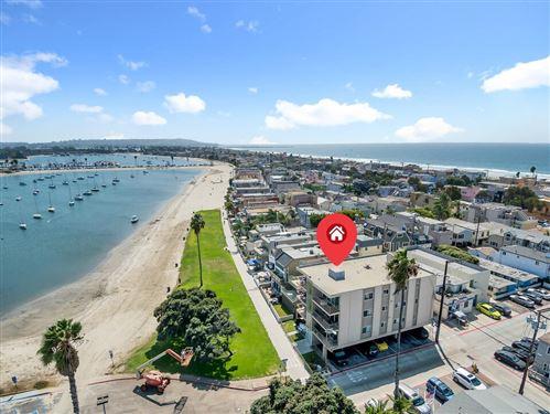 Photo of 3696 Bayside Walk #G, San Diego, CA 92109 (MLS # 200045832)