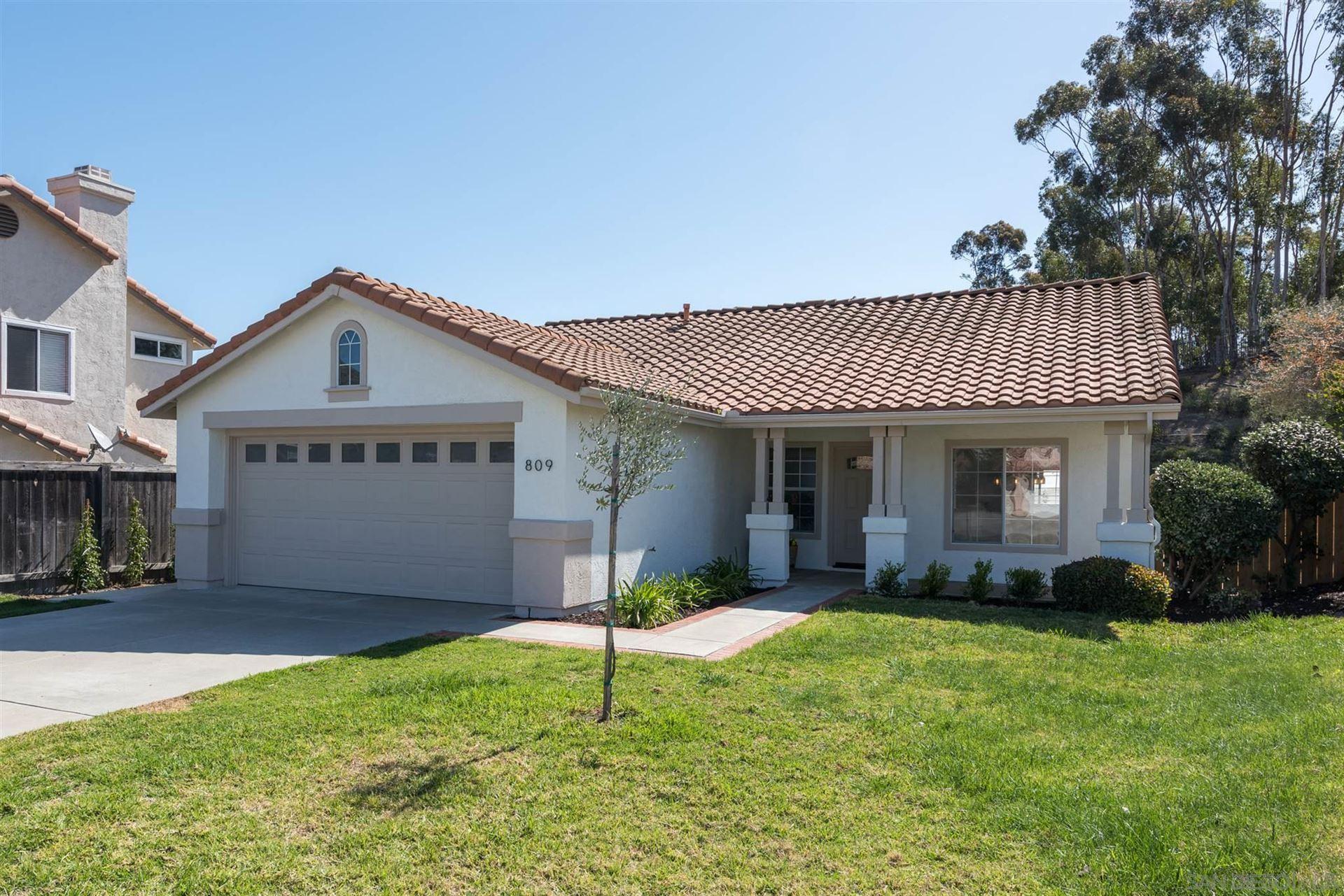 Photo of 809 Palo Alto Court, San Marcos, CA 92069 (MLS # 210008832)