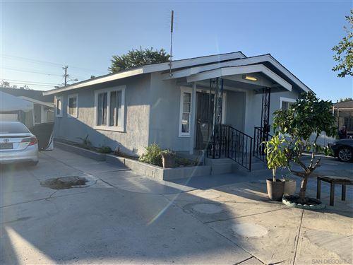 Photo of 3644-46 Marlborough Avenue, San Diego, CA 92105 (MLS # 200046835)